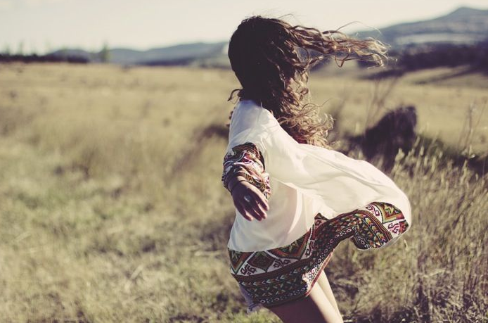 Betsy Moyer Seven Wanders kimono So Cal camping