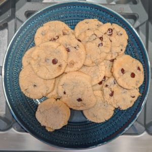 Recipe: Sugar Free Almond Flour Cookies